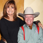 Linda Gray misses her Dallas co-star Larry Hagman every day