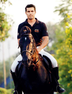 Randeep Hooda`s love for horse riding