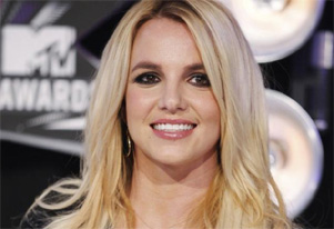 Britney Spears dines with mystery man on Valentines Day