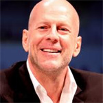 Starstruck Bruce Willis used to call up idols