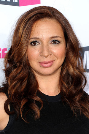 Maya Rudolph expecting again?