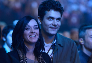 Katy Perry, John Mayer not engaged, say friends