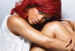Rihanna injured by fan