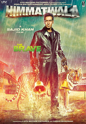 Ajay Devgn to speak in 5 languages in `Himmatwala`