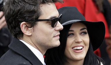 John Mayer to move in with Katy Perry