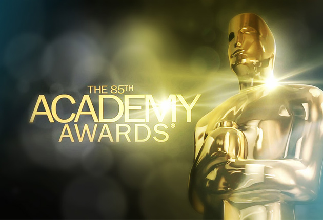 85th Academy Award Oscar Winners List