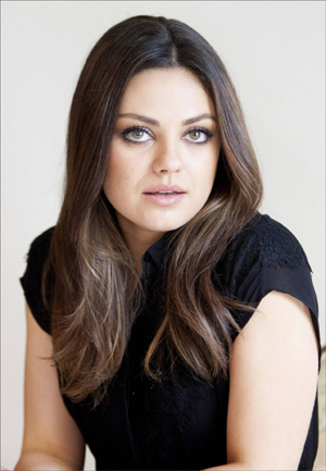 Mila Kunis dreams of moving to Montana