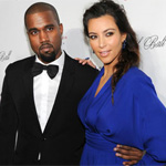 Kanye West introduces Kim Kardashian to grandfather