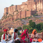Huge turnout at Jodhpur Sufi fest