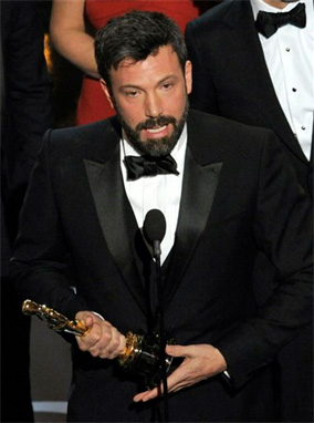 Best film Oscar for `Argo` upsets Iran