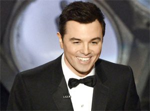 Oscars host Seth MacFarlane panned for `offensive` jokes