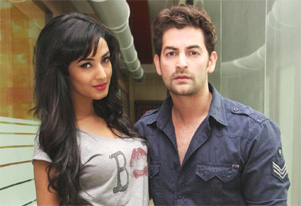 My off-screen chemistry with Sonal Chauhan very strong: Neil Nitin Mukesh