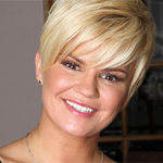 Kerry Katona flashes nipple at Atomic Kitten`s reunion gig