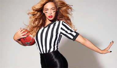 Beyonce learning pole dance for Super Bowl?