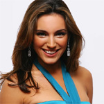 Kelly Brook turns to ex-lover for solace