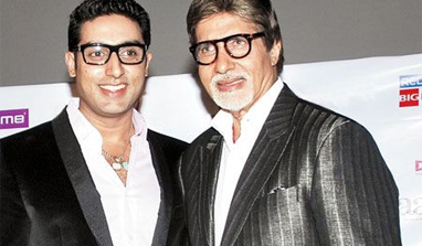 Abhishek Bachchan to reprise dad's role in 'Do Aur Do Paanch' remake