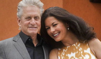 Catherine Zeta Jones is more beautiful than ever, says hubby Michael Douglas
