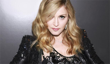 Madonna to auction outfits for Sandy victims?