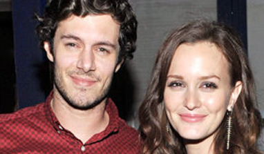 Leighton Meester dating Adam Brody?