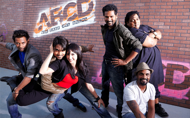 'ABCD' review: Acting - Bearable; Choreography - Delightful!