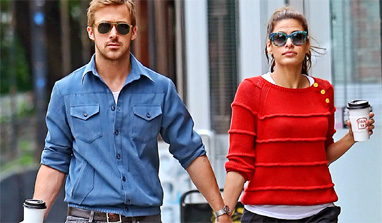 Ryan Gosling casts Eva Mendes in directorial debut