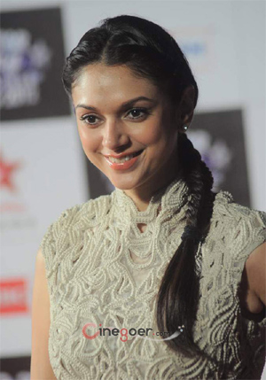 Intimacy on screen better than obscene dialogues, says Aditi Rao Hydari