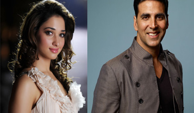 Watch out for Tamannaah and Akshay Kumar's masala entertainment