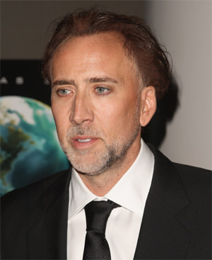 Nicolas Cage turned down `Shrek`