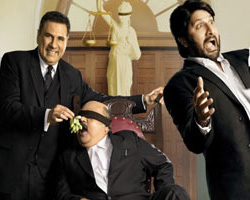 Jolly LLB (Part 4)