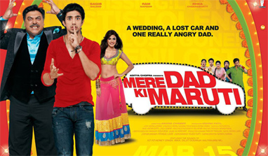 `Mere Dad Ki Maruti' review: A goofy oddball father-son saga