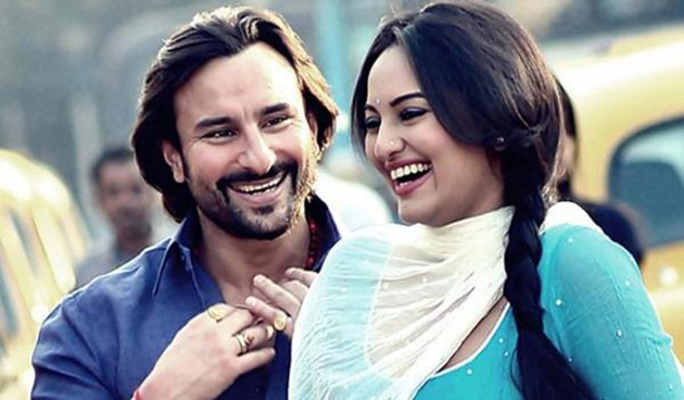 Saif Ali Khan gives his 100 percent for `Bullet Raja`