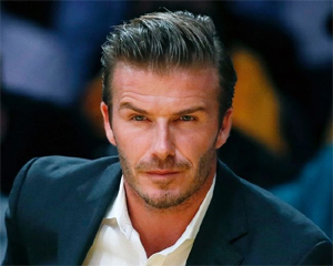 David Beckham denies using bottom double in underwear ads