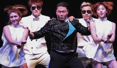 Psy named South Korea`s most powerful celebrity