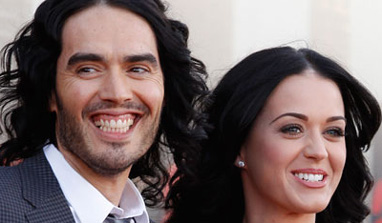 Marriage to Katy Perry was a drag: Russell Brand