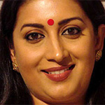 Nothing can scare me: Smriti Irani