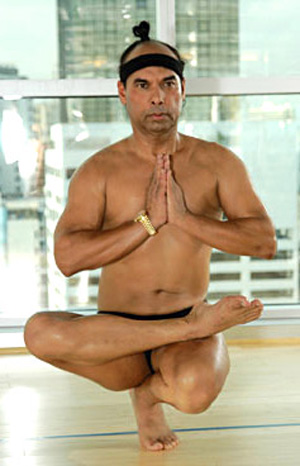 Hot yoga's Bikram Choudhury slapped with a sexual harassment law suit