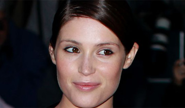 Bond girl Gemma Arterton lap dances in stockings and suspenders in new flick