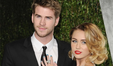 Miley Cyrus and beau Liam Hemsworth `happy` after reunion