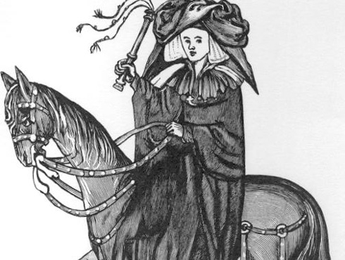 the subject of feminism in the wife of bath by geoffrey chaucer The canterbury tales geoffrey chaucer buy  and due to the subject matter it could have been no one other than the wife of bath apparently chaucer wrote this.