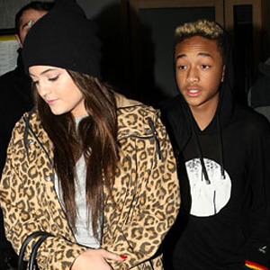 SPOTTED: Jaden Smith on a lunch date with Kylie Jenner?