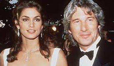 I was too young to be Mrs Richard Gere: Cindy Crawford