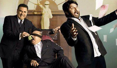 Court refuses to stay release of film `Jolly LLB`