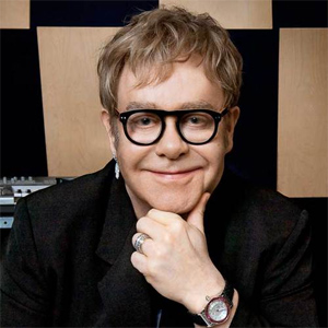 When Elton John wanted room for spectacles!