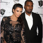 Kanye West blames Kim Kardashian relationship for No.7 spot on top rappers` list