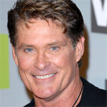 David Hasselhoff wants to meet god