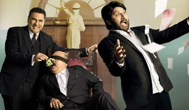 `Jolly LLB` can open doors for good cinema: Arshad Warsi