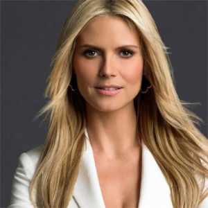 Heidi Klum incorporates exercise in daily chores