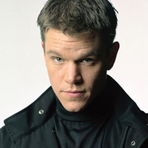 Matt Damon `cannot` write alone