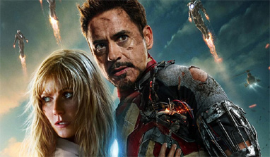 `Iron Man 3` sets record for biggest April release in Italy