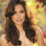 Mexican-American Raquel Pomplun named Playboy Playmate of the Year